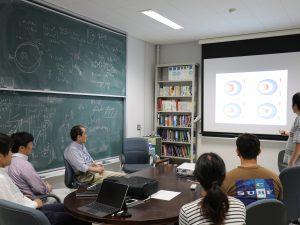 吉田西浦研究室の日常