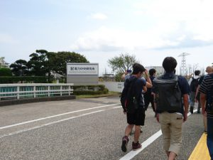横須賀(電力中央研究所)に行ってきました(馬場研究室)