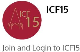 ICF15のご案内