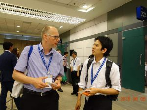国際会議ITEC2018@Thailandに参加してきました(堀藤本研)