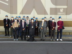 APET Student Tour (NGK Insulators, Ltd. Komaki Office)