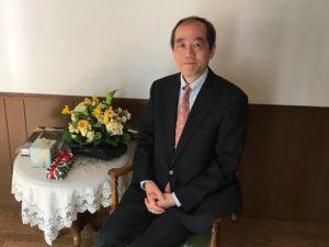 吉田善章先生の最終講義