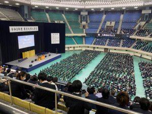 大学院入学